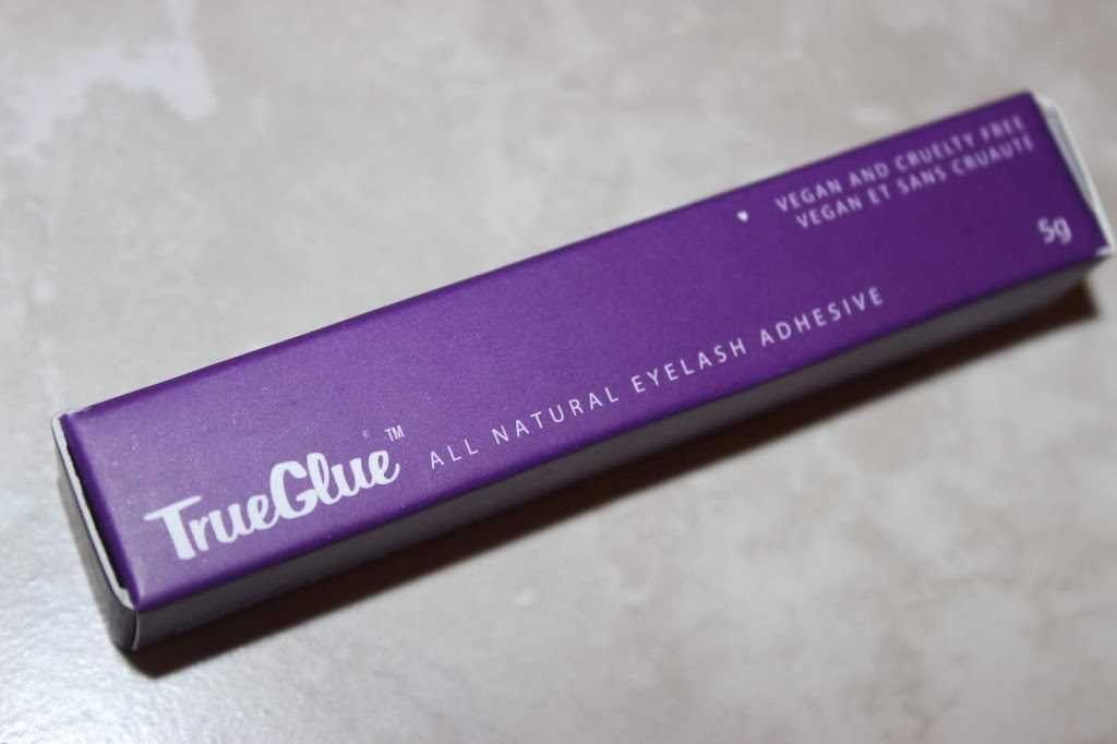 e9a32ad0c41 Review: I am so happy I discovered True Glue lash adhesive. Because my eyes  have become so sensitive to lash glue I had to find something more natural  ...