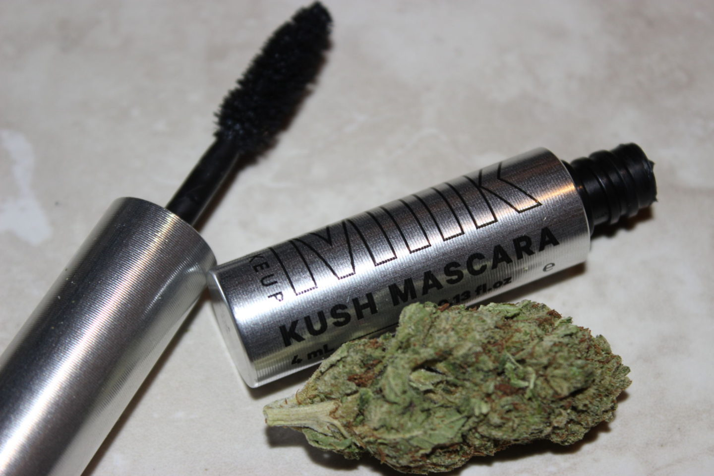 3e44afbc8c0 Review: This kush mascara gives you high-volume & length leaving your  lashes lit. I purchased the travel size for $12.00 to try it out and I love  it.